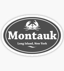 Montauk, Long Island Sticker