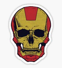 Iron Mourn Sticker