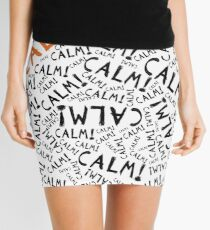 calm! Mini Skirt