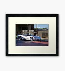 Dodge Viper 'Wine Lover' I Framed Print