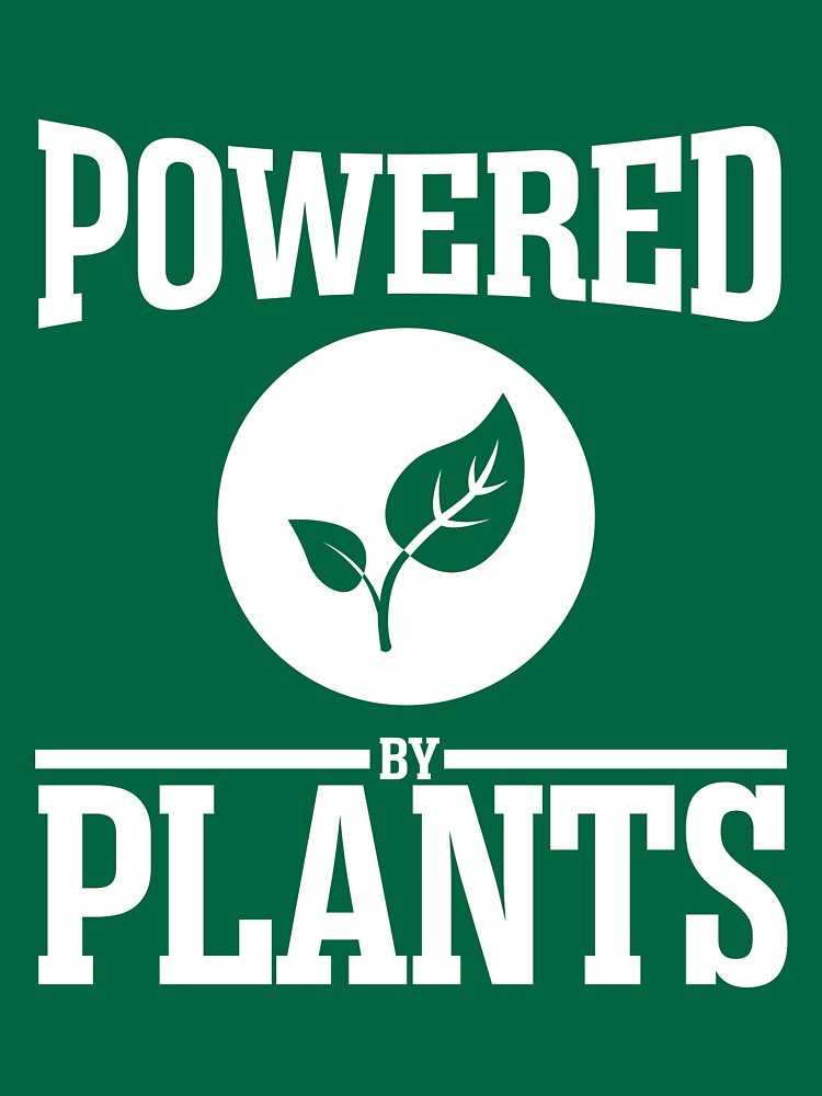 Powered by plants de OffensiveFun
