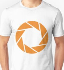 Aperture Science (Orange) T-Shirt