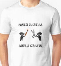 Mixed Martial Arts Crafts T-Shirt