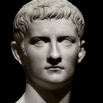 Roman Emperor Caligula by niceaesthetics