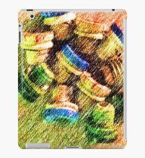 Fuses Still Life iPad Case/Skin