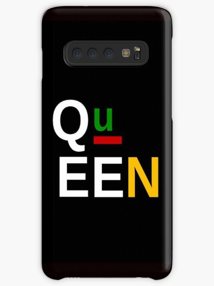 coque samsung galaxy s7 queen