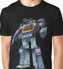 Masterpiece Soundwave (Transparent Background) Graphic T-Shirt