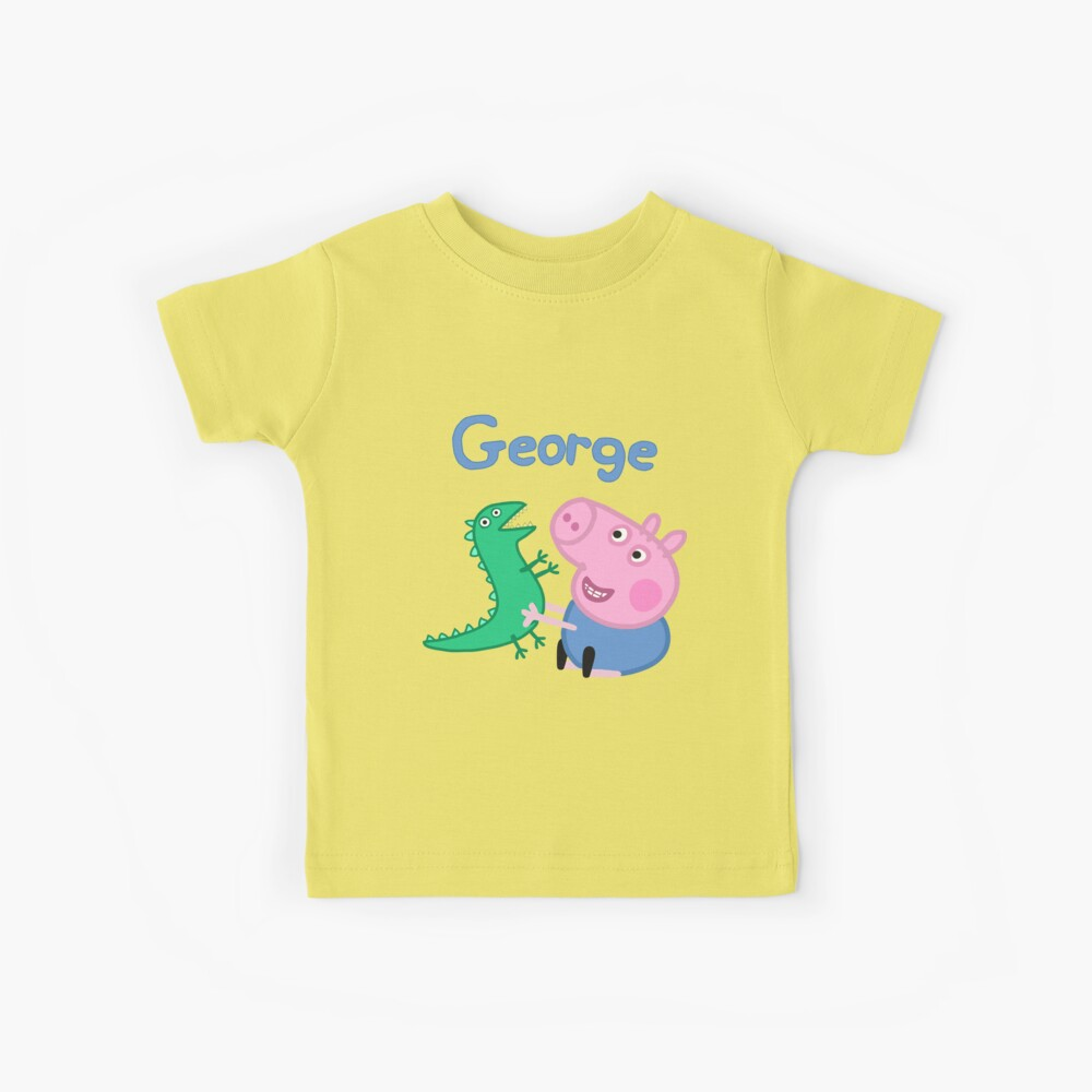 George Pig Kids T-Shirt