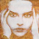 Helena Bonham Carter by Gary Collins
