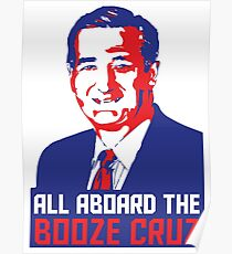 ted cruz posters redbubble