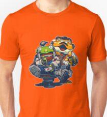 Star Fox Guard - Grippy and Slippy T-Shirt