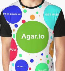 Agario assortment of nicknames Graphic T-Shirt