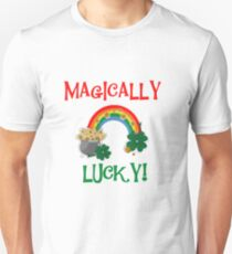 St. Paddys Magically Lucky T-Shirt