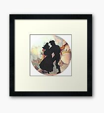 Up Where They Walk Framed Print