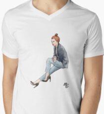 BnF - BFM* V-Neck T-Shirt