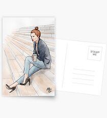 BnF - BFM* Postcards