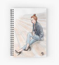 BnF - BFM* Spiral Notebook