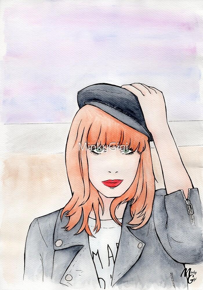 Miss P. by MinkyGigi