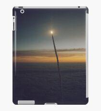 Rocket Explosion Texture (02) iPad Case/Skin