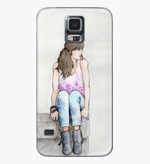 Punky Géraldine Case/Skin for Samsung Galaxy
