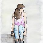 Punky Géraldine by MinkyGigi