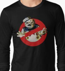Bustin' Ghosts : The Marshmallow Long Sleeve T-Shirt