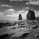 Rocky Path by Linda Cutche