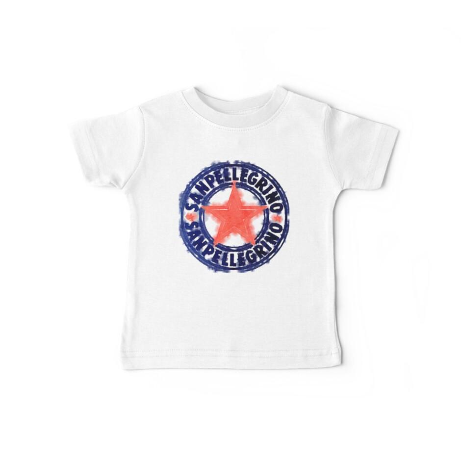 San Pellegrino T-Shirt von yoshi77