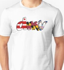 dmv Slim Fit T-Shirt