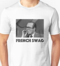 FRENCH SWAG (Chirac) Unisex T-Shirt
