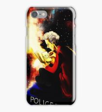 Twelfth Doctor - sketching iPhone Case/Skin