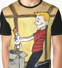 When Calvin will be tall Graphic T-Shirt