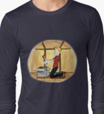 When Calvin will be tall T-Shirt