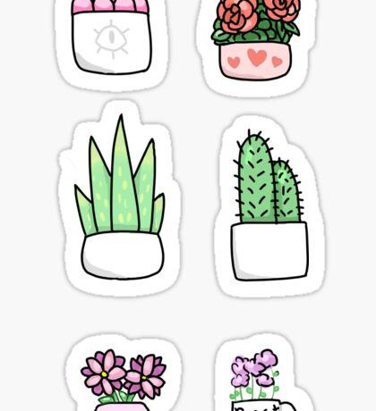 plant stickers Sticker