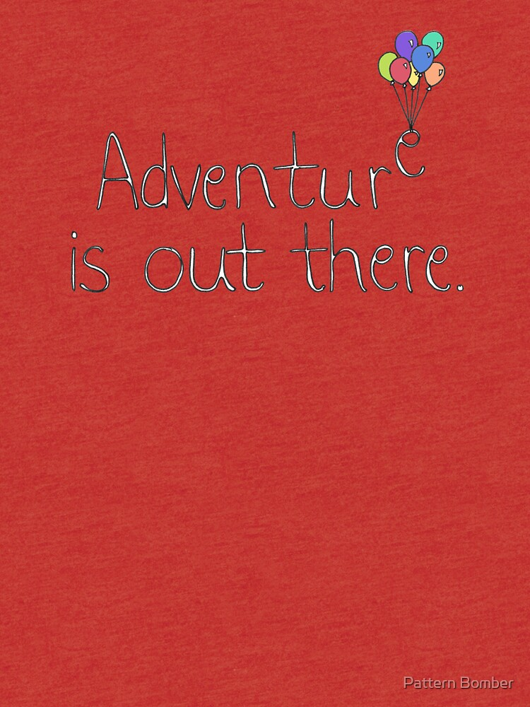 La aventura está ahí fuera de arushiedraws