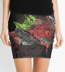 smoothly jagged  Mini Skirt