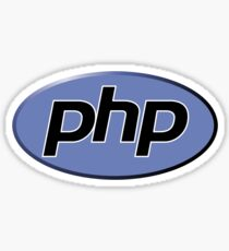 php Sticker