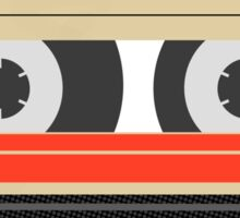 Vector Tape Sticker