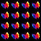 Neon Butterfly by Scott Mitchell