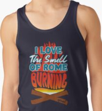 Spaceship Earth Tank Top