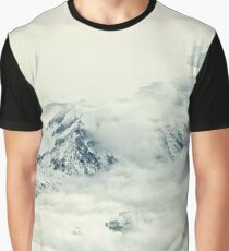 Frozen planet Graphic T-Shirt