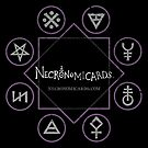 NecronomiCards - 1 by Andy Hunt