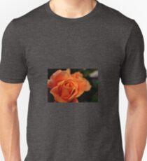 Peach Rose T-Shirt