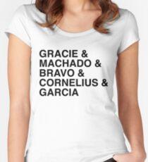 Jiu Jitsu Royalty Women's Fitted Scoop T-Shirt
