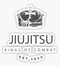Jiujitsu - Kings of Combat Sticker