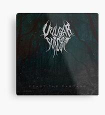 'Vulgar Forest' Metal Print