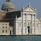Building in Venice by sharon wingard