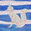 Fox in the Clover by QWERTYvsDVORAK