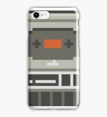Commodore 64 Datasette Tape Recorder iPhone Case/Skin