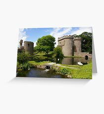 Whittington Castle Greeting Card